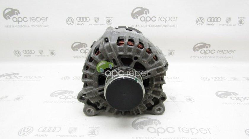 Alternator Original Audi Q5 8R / SQ5 - 3.0 TDI - 14V 180A - Cod: 059903018Q