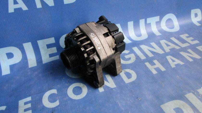Alternator Peugeot 206 1.9d ; Valeo 9646153980 (spart)