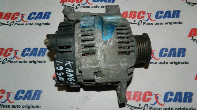 Alternator Renault Kangoo 1.9 SDI 14V 75A cod: 7700105333