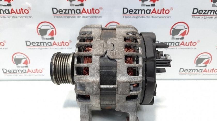 Alternator, Renault Kangoo 2, 1.5 dci, K9K646, 23100-4EA0A-F