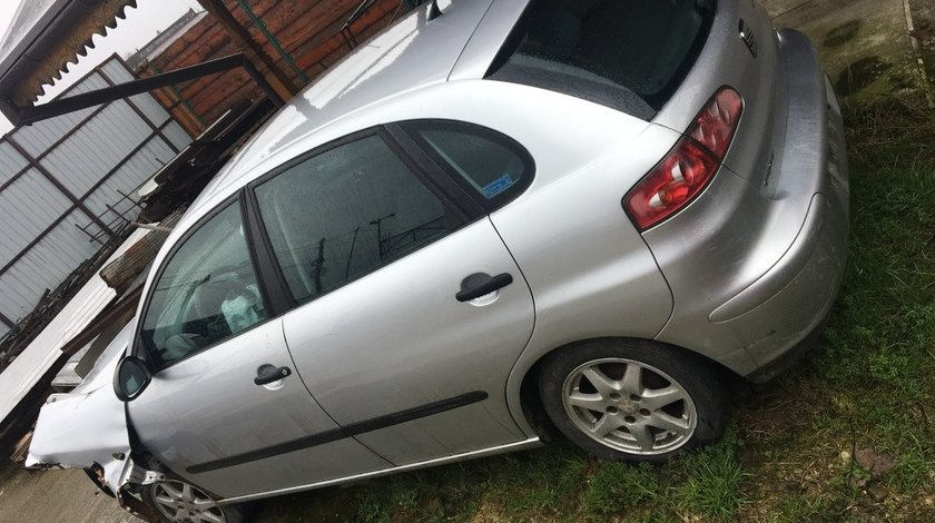 Alternator Seat Ibiza 2005 Hatchback 1.2i