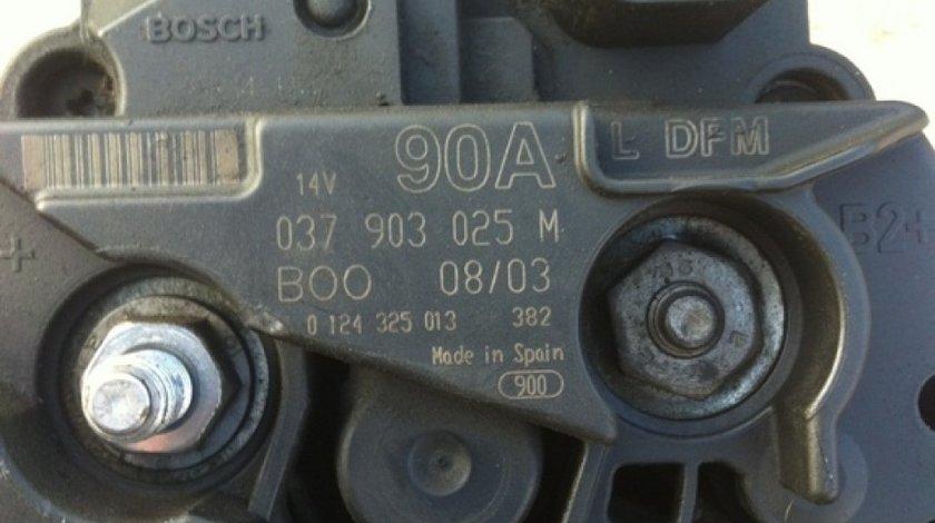 Alternator Skoda Fabia 1 4 Mpi Aqw 68 De Cai Cod 037903025m