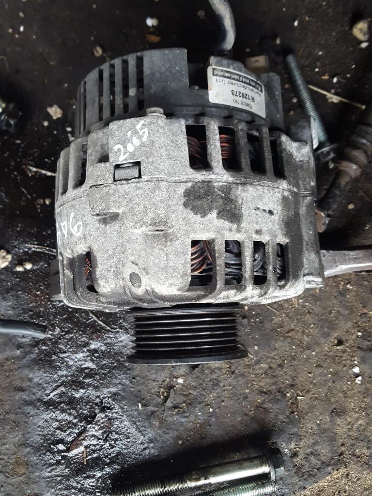 Alternator Skoda Superb 2,5tdi 163CP BDG Euro 4