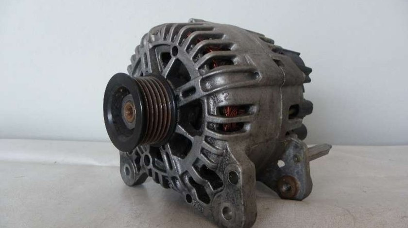 Alternator Valeo Cod 03c903023b Audi A3 8p 1 6 Fsi 115 Cai
