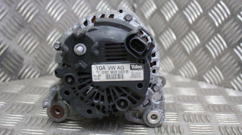 Alternator Valeo Cod 03c903023b Skoda Octavia 2 1 6 Fsi 115 Cai