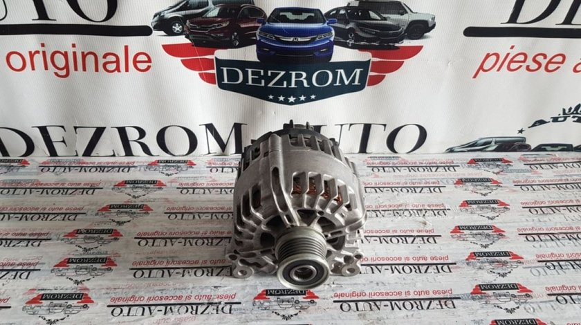 Alternator Valeo original 140A VW Golf 7 2.0 GTD 184cp 03L903023L