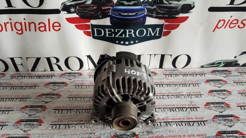 Alternator Valeo original 150A Peugeot 3008 1.6HDi 109cp 9646321780