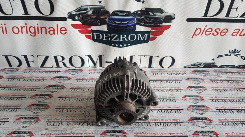 Alternator Valeo original 170A BMW Seria 3 E90 335D 3.0 286cp 7797521
