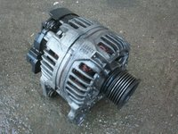 Alternator Volkswagen Golf 4  motor 1.6 16V benzina in stare foarte buna