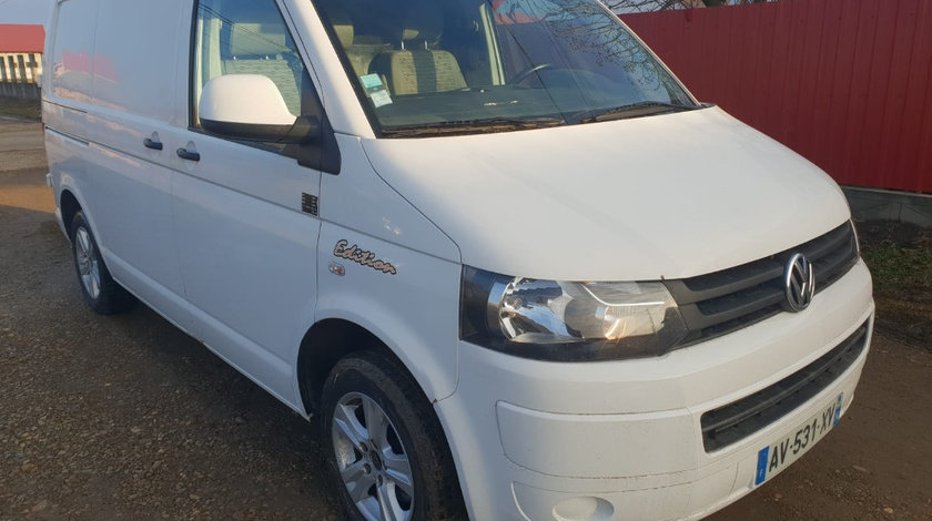 Alternator Volkswagen T5 2012 facelift CAA 2.0 tdi