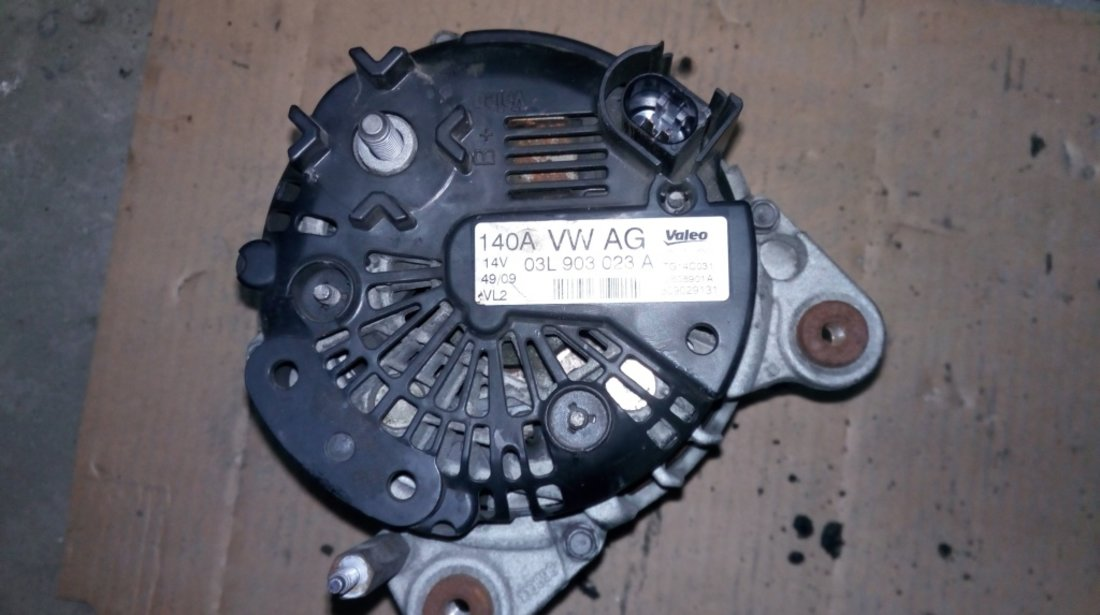 Alternator VW 2.0 tdi