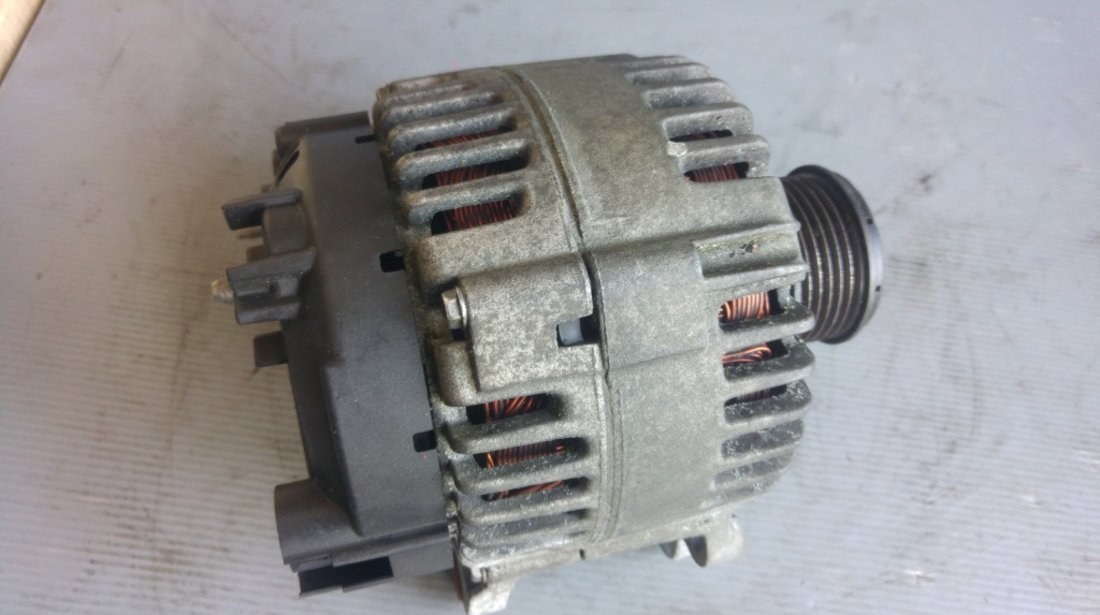 Alternator vw golf 5 6 touran tiguan transporter 5 vw passat 3c audi a1,3,4 skoda octavia 2 bxe 06f903023c