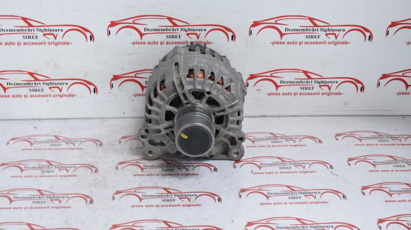Alternator VW Golf 7 1.4 TSI CZC 04C903023K 11