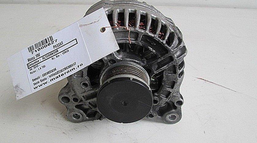 ALTERNATOR VW PASSAT PASSAT 1.4 TSI - (2010 2014)