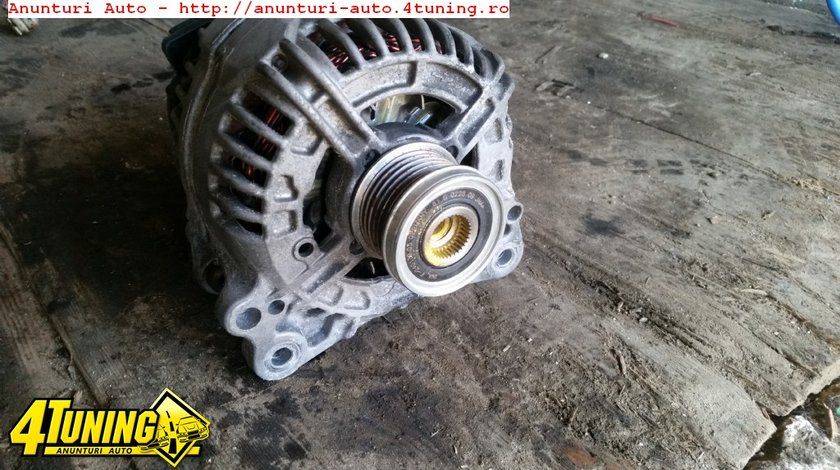 Alternator VW Polo 6R 1.2 TSI CBZ 2010 2011 2012 2013