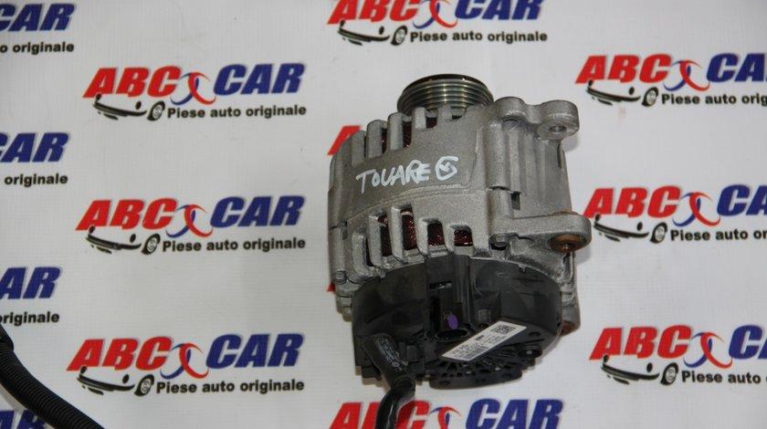 Alternator VW Touareg 7P 3.6 FSI V6 14V 180A cod: 03H903023J model 2014