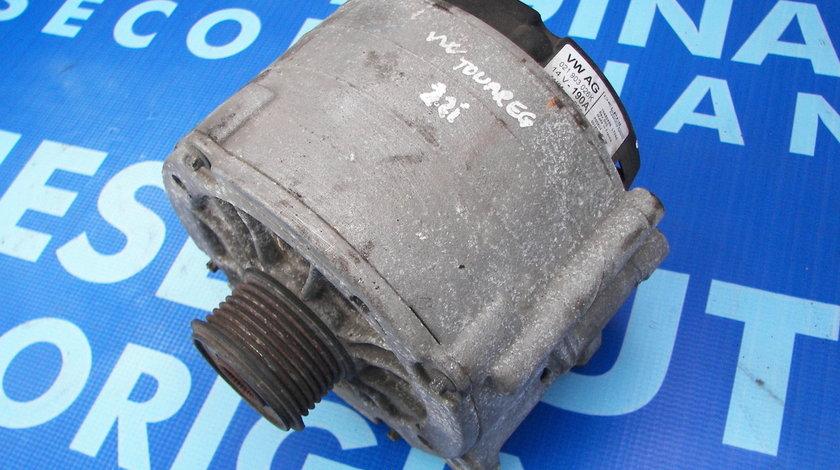 Alternator VW Touareg .