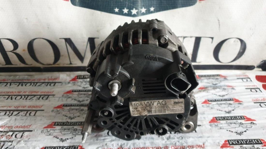 Alternator VW Touran I 1.6 FSI 115 cai motor BLF cod piesa : 03C903023B