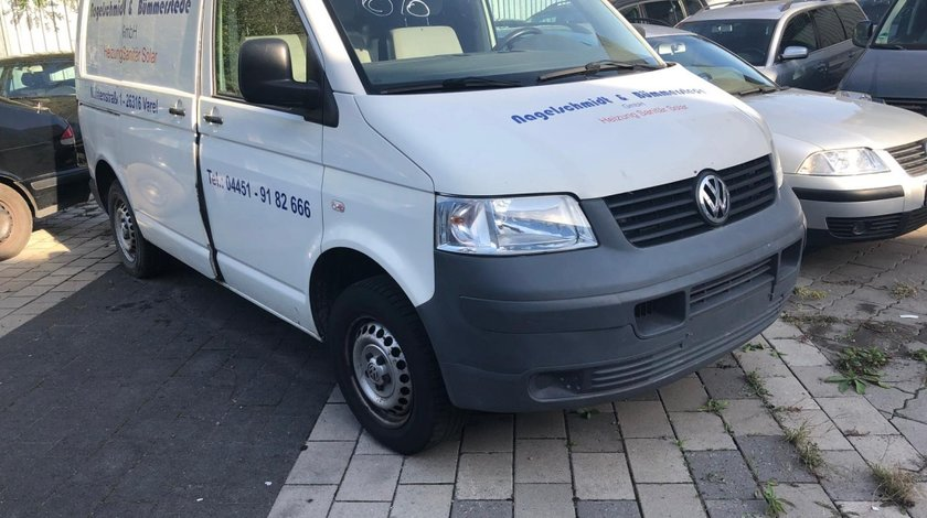 Alternator VW TRANSPORTER 2005 Multivan 1.9 tdi