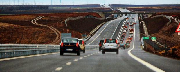 Altii cu autostrazile, noi cu broastele si gandacii. Explicatia pentru amanarea proiectului Sibiu-Pitesti
