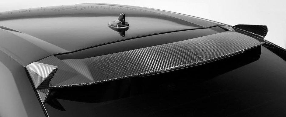 Altii isi cumparau o masina nou-nouta cu 48.000 de euro. El si-a tunat Lamborghini-ul URUS