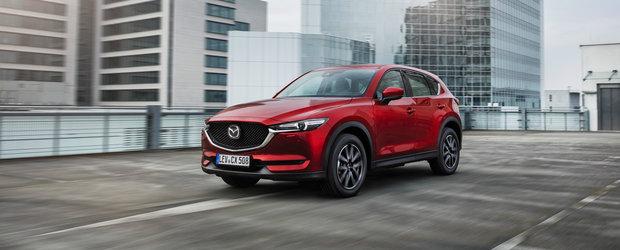 """Altii nu stiu cum sa scape de el, japonezii de la Mazda se tin tare pe pozitii: """"Nu renuntam la diesel!"""""""
