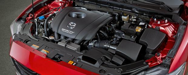 Altii nu stiu cum sa scape de ele, Mazda le ridica in slavi. Ne referim desigur la motoarele termice