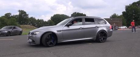 Altul ca el nu mai exista. Ce motor a primit acest BMW Seria 3 Touring