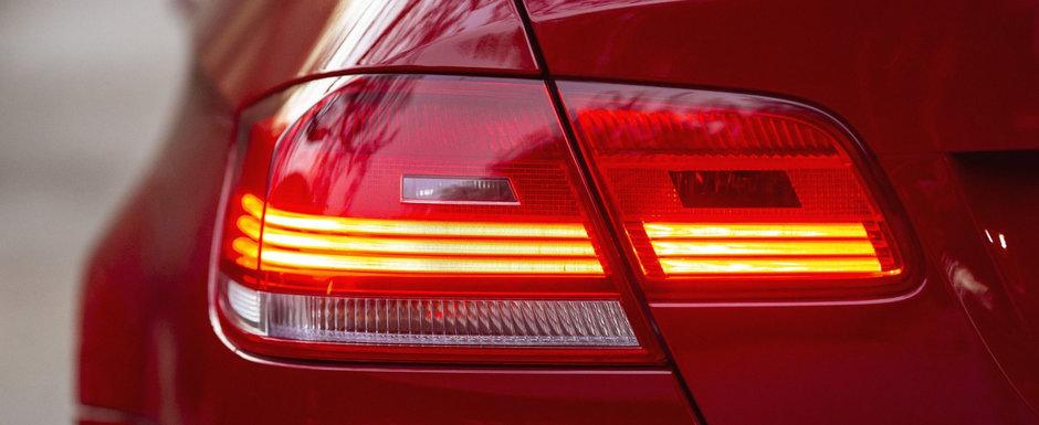 Altul ca el nu va mai exista vreodata. BMW-ul din 2008 are un motor V8 aspirat natural