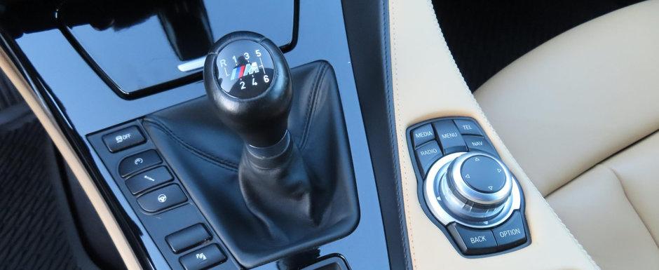 Altul ca el s-ar putea sa nu mai existe vreodata. Super-coupe-ul din 2014 are caroserie cu patru portiere, motor V8 si transmisie manuala