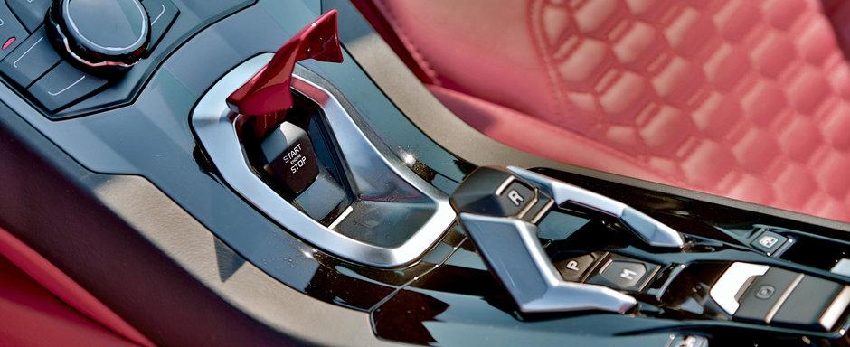 Am aflat cel mai bine pastrat secret de la Lamborghini. Uite cum arata interiorul noului URUS