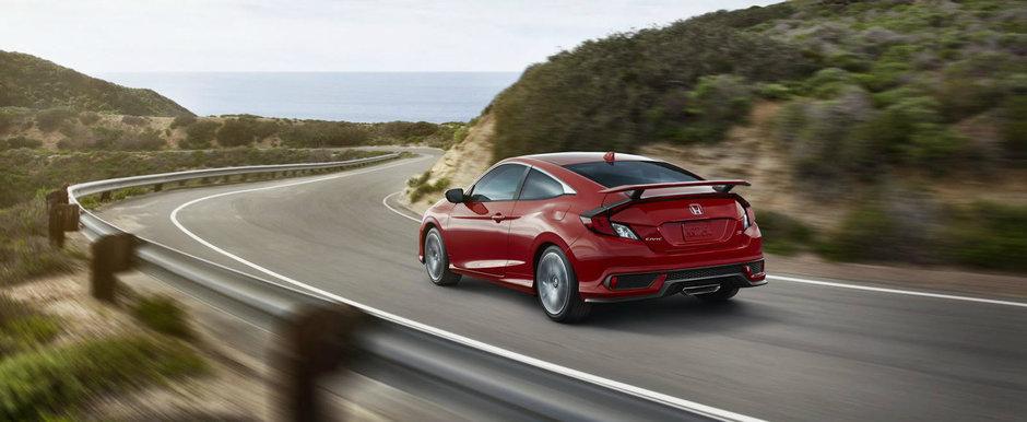 Am aflat puterea noii Honda Civic Si. Nu are nicio sansa in fata Golf-ului GTI