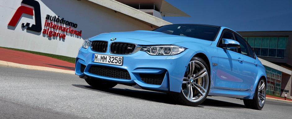 Am aflat vesti despre viitorul BMW M3: injectie cu apa, tractiune integrala si mai multi cai putere