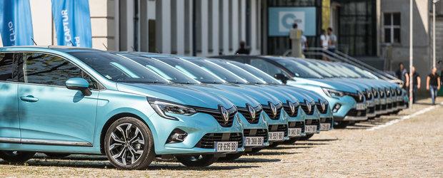 Am condus in premiera noile Renault Clio E-TECH Hybrid si Captur E-TECH Plug-in Hybrid