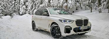 Am condus noul BMW X5 cu patru turbine si acum nu mai vreau sa conduc altceva