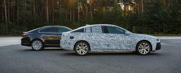 Am pus cap la cap toate detaliile oficiale si neoficiale despre noul Opel Insignia. Uite ce am aflat