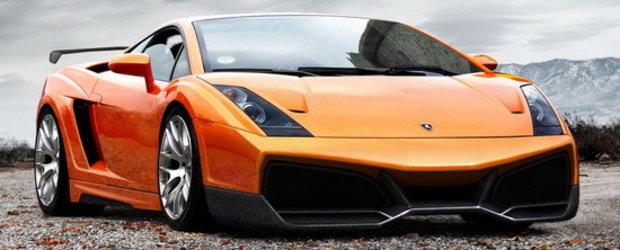 Amari Design te invita la avanpremiera primei sale creatii, un Lamborghini Gallardo de 750 CP