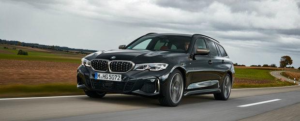 Amatori de diesel, bucurati-va. BMW lanseaza noul M340d cu 700 Nm cuplu si consum de 5.3 litri
