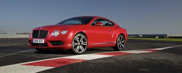 America, cea mai importanta piata pentru Bentley