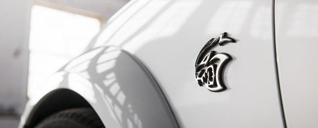 Americanii au lansat pe piata un sedan cu motor de 797 CP si widebody din fabrica