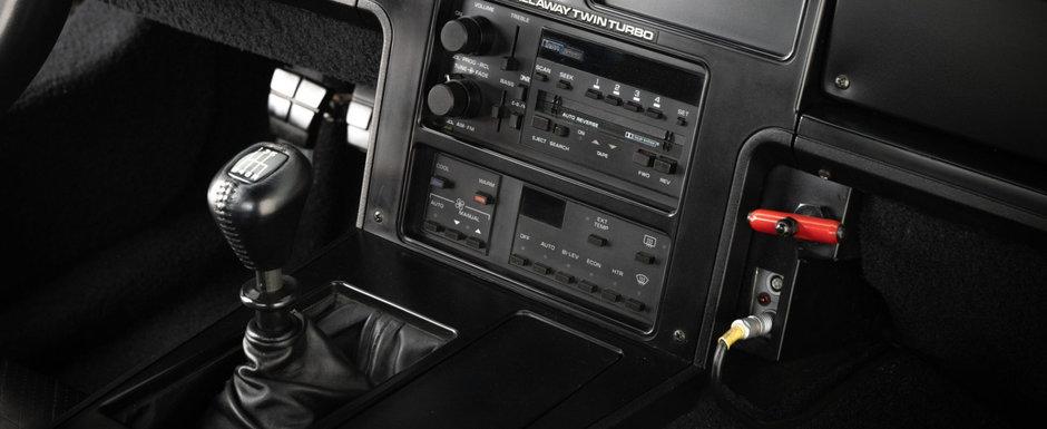 Americanii au scos la vanzare masina cu care au atins 409.99 km/h in octombrie 1988