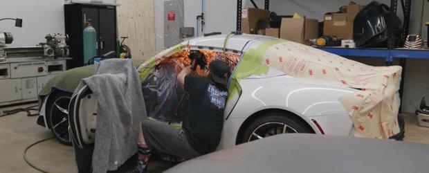 Americanii au taiat plafonul noii SUPRA. Cum va arata la final sportiva nipona