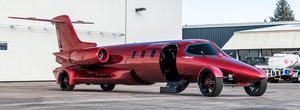 Americanii care au transformat un avion privat intr-o limuzina de lux vor acum sa vanda neobisnuitul proiect de tuning