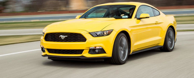 Americanii confirma ca noul Ford Mustang e mai greu decat vechiul model