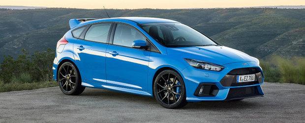 Americanii de la Ford Performance stiu de ce are nevoie Focus-ul RS. De si mai multa putere