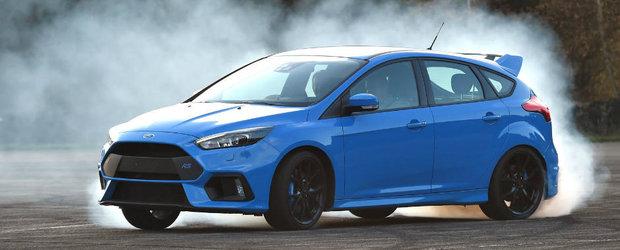 Americanii de la Hennessey Performance promit 500 de cai din motorul EcoBoost al Ford-ului Focus RS