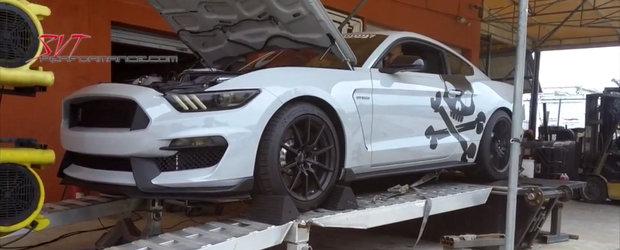 Americanii indeasa un compresor sub capota noului Shelby GT350 pentru ca... de ce nu?!