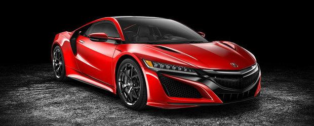 Americanii planuiesc deja sa modifice noua Honda NSX. Imbunatatirile pe care hibridul japonez le va primi