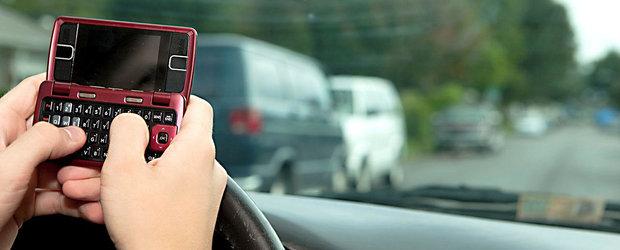 Americanii vor sa introduca sisteme de bruiaj anti-SMS la volan