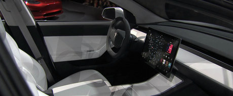 Americanii vor sa reinventeze masina. Ce spun ultimele detalii despre Tesla Model 3